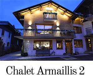 Chalet les Armaillis 2 location appartements Morzine