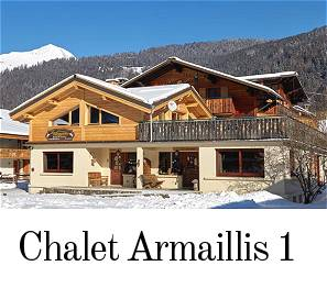 Chalet les Armaillis 1 location appartements Morzine
